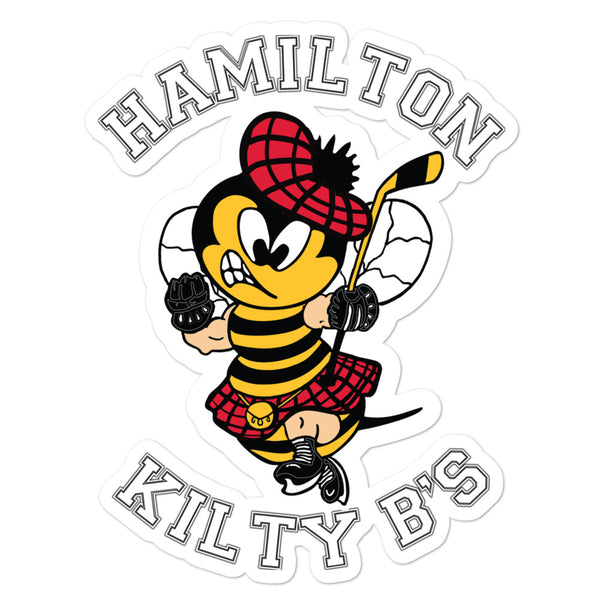 Kilty B's Stickers