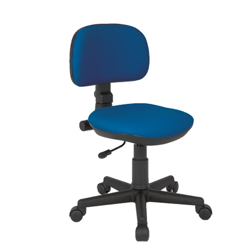 JUNIOR COMPUTER CHAIRS, Manual Rise with Castors, Belize, Smartbuy