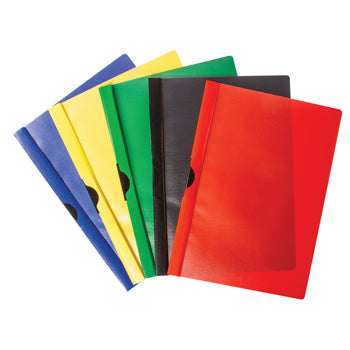 FILING PRODUCTS, CLIPFILE, Assorted, Pack of 5