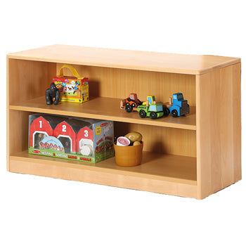 LOW 2 SHELF UNIT, Each