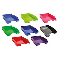 LETTER TRAYS, Green, Each