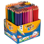 PENCILS, COLOURED, EARLY YEARS, BiC(R) Kids Ecolution, Pack of 12