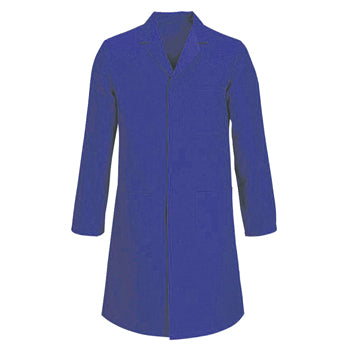 WAREHOUSE COATS, Men's Navy Polycotton,  107cm length, 40'' chest, Each