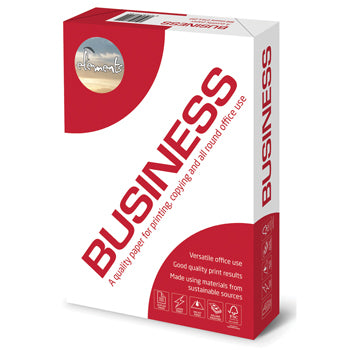 ELEMENTS BUSINESS MULTIPURPOSE COPIER PAPER, A4 80gsm, Half Pallet 20 Boxes