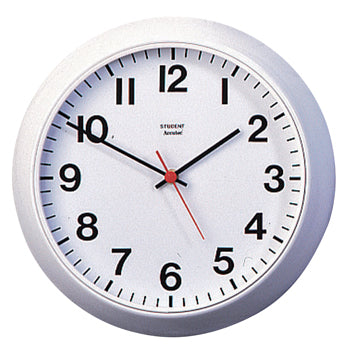 CLOCK, WALL, Classroom 280mm, Each