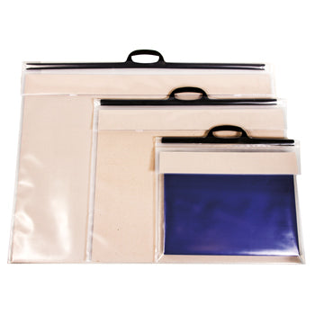 DRAWING PORTFOLIOS, Art Folder, A3, 750 gauge, Each
