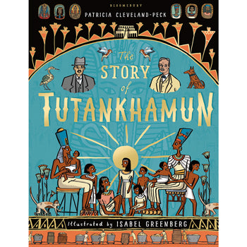 THE STORY OF TUTANKHAMUN, Each