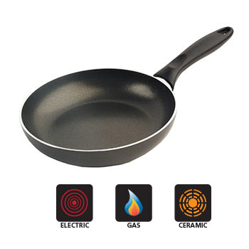 PANS, FRYING, Non-Stick, 200mm top dia., Small, 200mm, Each