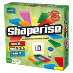 MEMORY GAMES, Shaperise, Each