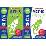 NATIONAL CURRICULUM SATS BOOSTER CLASSROOM PROGRAMME, Maths Workbook, Year 6, Pack of 10