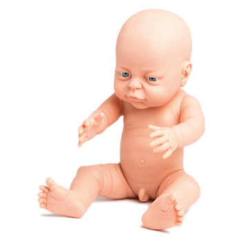 NEWBORN DOLLS, White Boy, Each