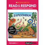 Key Stage 1, READ & RESPOND, Superworm, Read & Respond, Each