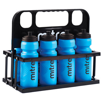 DRINKING BOTTLES, Mitre Bottle Carriers, Plastic Crate, For 0.8 litre Bottles, Each