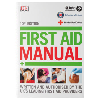 FIRST AID MANUAL, Each