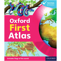 OXFORD EARLY ATLAS, HARDBACK, First, Age 5+, Each
