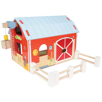 RED BARN, Age 3+, Each