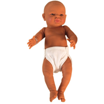 MULTICULTURAL BABY DOLLS, Mixed Race, Mixed Race Boy, Each