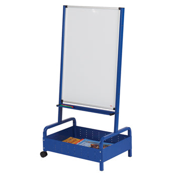 JUNIOR BIG BOOK MOBILE STORAGE EASEL, 600 x 900mm