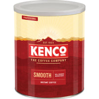 INSTANT COFFEE, COFFEE, Kenco Smooth, 750g