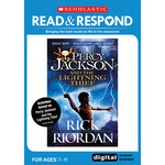READ & RESPOND Upper Key Stage 2, Percy Jackson & the Lightning Thief, Read & Respond, Each