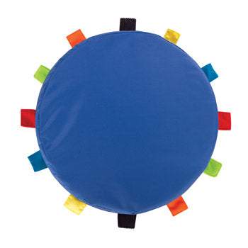 SENSORY TOUCH TAGS SEATING PAD, Each