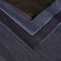 TEXTILES, FABRIC PACKS, Denim, 1.5 x 1m approx., Pack of 4