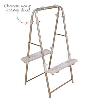 MAKE YOUR OWN EASELS, Step 1 Choose Your Easel Frame, 2 Sided, 1220 x 600 x 410mm, Each