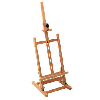 WOODEN ARTISTS' EASELS, Table Top, Each