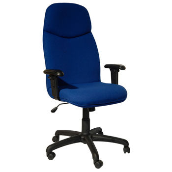 EXECUTIVE CHAIR, High Back, With Height Adjustable Arms, Tarot, OFFICE UPDATE LTD