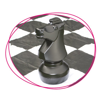 RECREATIONAL GAMES, GIANT CHESS PIECES, Each