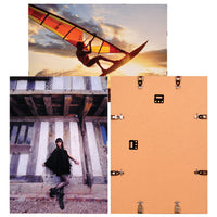 PICTURE FRAMES, PREMIUM FRAMELESS CLIPFRAME, 300 x 420mm (A3), 8 Clips, Each