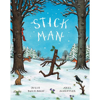 Key Stage 1, READ & RESPOND, Stick Man, Standard Books, Set of 6