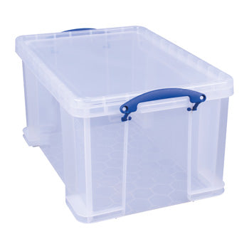 REALLY USEFUL BOXES, 48 litre, 610 x 402 x 315mm, Each