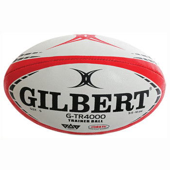 BALL, RUGBY, Gilbert(R) GTR 4000 Trainer, Size 3, Each
