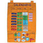 WALL CHARTS, Calendario, Cotton, 500 x 650mm, Each