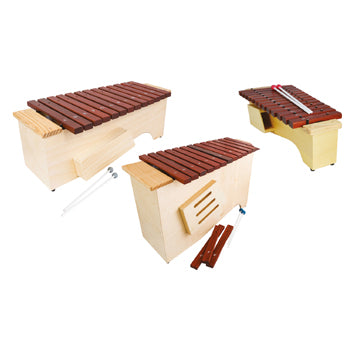 XYLOPHONES, Diatonic Set, Pack