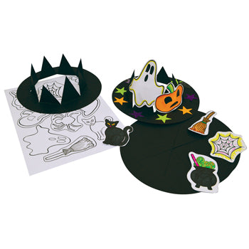 HALLOWE'EN HATS, Set of 30
