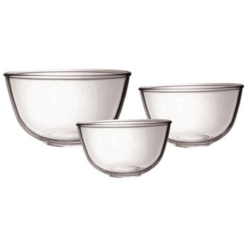 MIXING BOWLS, Bowl Set, Set of 3