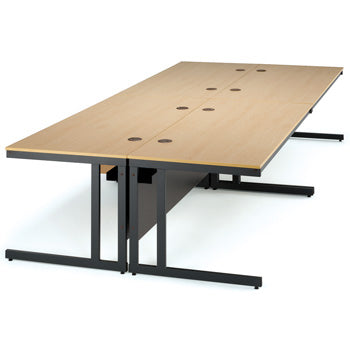 IT BENCHING, PRIMARY HEIGHT, 800 x 600mm height, 1800mm width, KLICK TECHNOLOGY