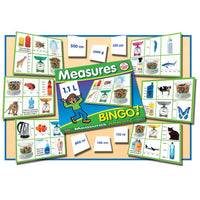 WEIGHING & MEASURING, Measures Bingo, Each