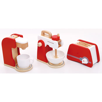 KITCHEN APPLIANCE SET, Age 3+, Set