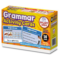 GRAMMAR ACTIVITY CARDS, Set