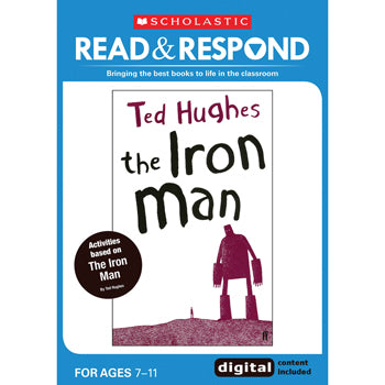 READ & RESPOND Lower Key Stage 2, The Iron Man, Read & Respond, Each
