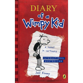 READ & RESPOND Lower Key Stage 2, Diary of a Wimpy Kid, Standard Books, Set of 6