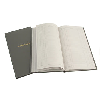 POSTAGE RECORD BOOK, 298 x 152mm, Each
