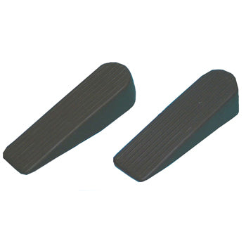 WEDGE DOOR STOP, Pack of 2