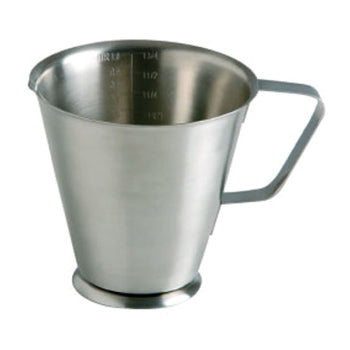 JUGS, MEASURING, GRADUATED, Stainless Steel, 1 litre, Each
