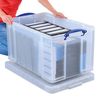 REALLY USEFUL BOXES, 84 litre, 710 x 440 x 380mm, Each