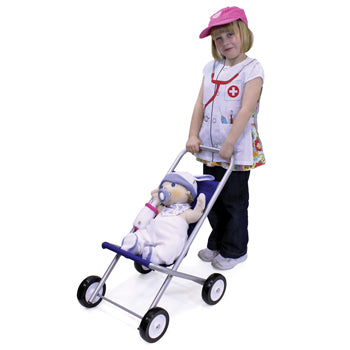 ROLE PLAY, PUSHCHAIR, Age 3+, Each