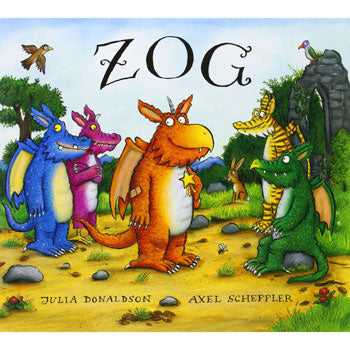 Key Stage 1, READ & RESPOND, Zog, Standard Books, Set of 6